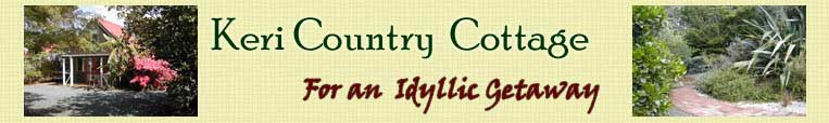 Keri country cottage banner heading